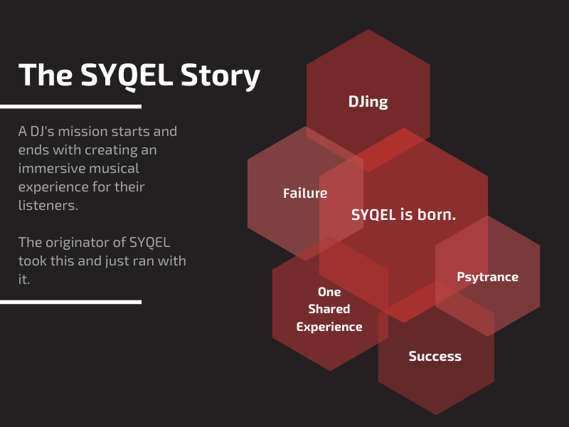 The Story Behind SYQEL: The DJ's Mission to Share a Holistic Musical Experience